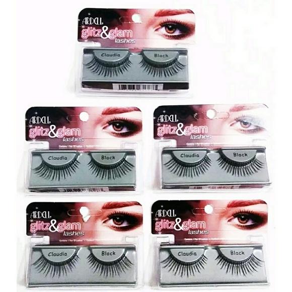 2737b4a53f9 Ardell Makeup | Glitz Glam Eye Lashes Lot Of 5 | Poshmark